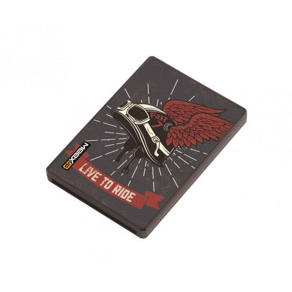 Porte-carte PG08/NOIR